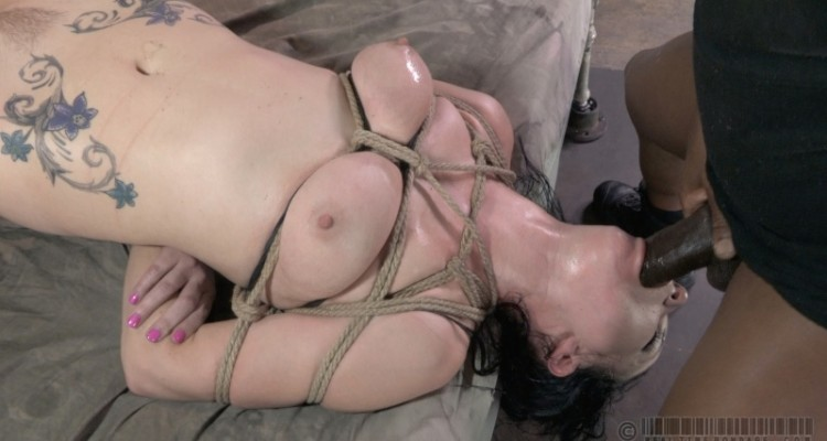 Veruca James from Real Time Bondage